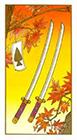 ukiyoe - Two of Swords