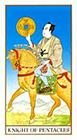 ukiyoe - Knight of Pentacles
