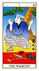 ukiyoe - The Magician