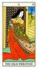 ukiyoe - The High Priestess