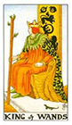 universal-waite - King of Wands