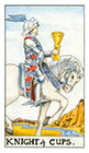 universal-waite - Knight of Cups