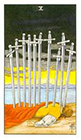 universal-waite - Ten of Swords