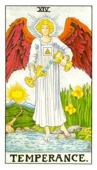 The Guide Tarot Card - Universal Waite Tarot Deck