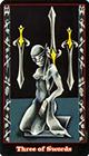 vampire - Three of Swords