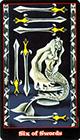 vampire - Six of Swords