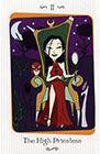 vanessa - The High Priestess
