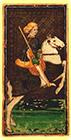 visconti - Knight of Wands