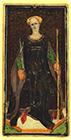visconti - Queen of Wands