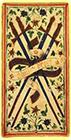 visconti - Four of Swords
