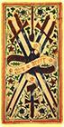 visconti - Five of Swords