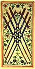 visconti - Six of Swords