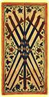 visconti - Seven of Swords
