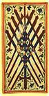 visconti - Nine of Swords