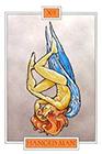 winged-spirit - The Hanged Man