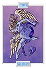winged-spirit - Queen of Cups