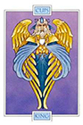 winged-spirit - King of Cups