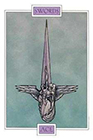 winged-spirit - Ace of Swords