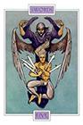 winged-spirit - Five of Swords