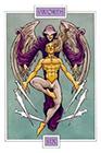 winged-spirit - Six of Swords