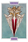 winged-spirit - King of Swords