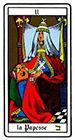 wirth - The High Priestess