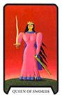 witches - Queen of Swords
