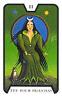 witches - The High Priestess