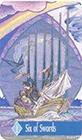 zerner-farber - Six of Swords