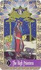 zerner-farber - The High Priestess
